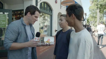 Burger King Chicken Nuggets TV Spot, 'Street Interview' - Thumbnail 1