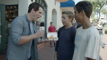 Burger King Chicken Nuggets TV Spot, 'Street Interview' - Thumbnail 2