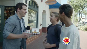 Burger King Chicken Nuggets TV Spot, 'Street Interview' - Thumbnail 7