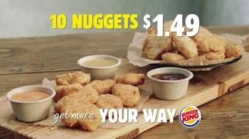 Burger King Chicken Nuggets TV Spot, 'Street Interview' - Thumbnail 8