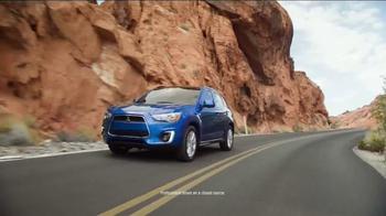 2015 Mitsubishi Outlander Sport TV Spot, 'Find Your Own Lane'