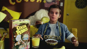 Cocoa Pebbles TV Spot, 'Team Cocoa: The Best' - 1514 commercial airings