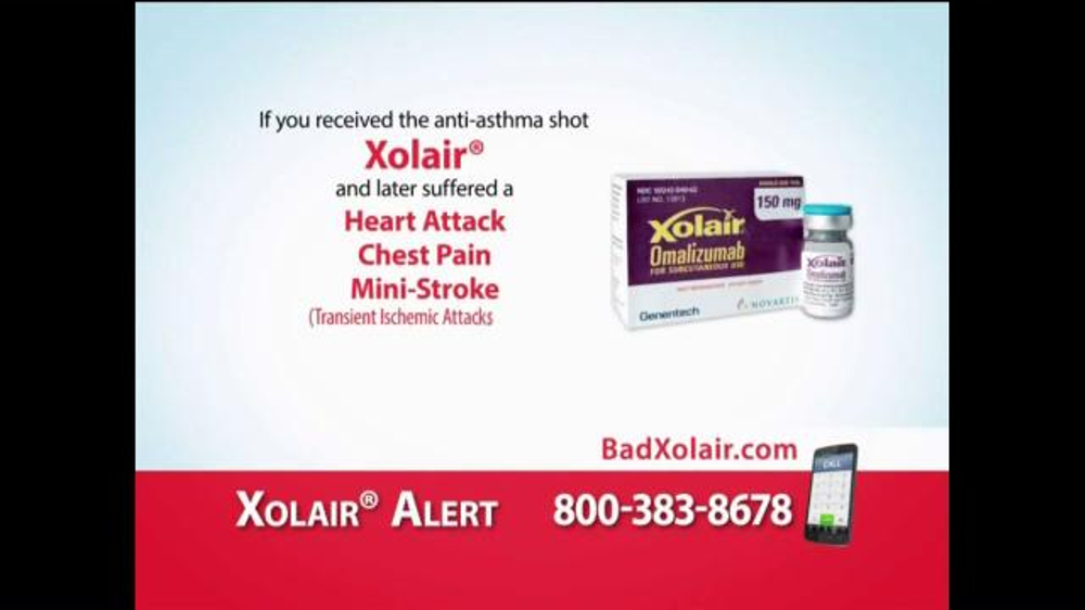 Pulaski Law Firm >> Gold Shield Group TV Commercial, 'Xolair Alert' - iSpot.tv