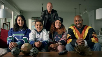 NHL Gamecentre Live TV Spot, 'Cameron Family' Featuring Mark Messier