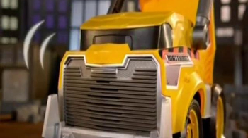 Matchbox Wrecky the Wrecking Buddy Truck TV Spot, 'Dump it Out'