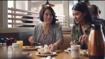 IHOP TV Spot, 'Consiéntase con lo irresistible' [Spanish]