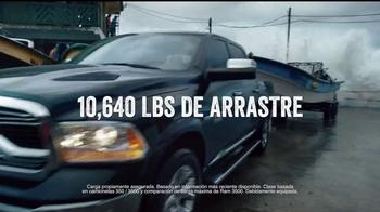 2017 Ram 1500 TV Spot, 'Exclusivo almacenamiento RamBox' [Spanish]