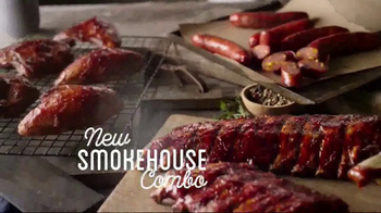 Chili's Smokehouse Combo TV Spot, 'Meat Lovers' Song by Lynyrd Skynyrd