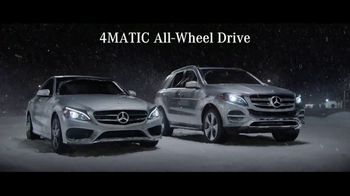 2017 Mercedes-Benz C 300 4MATIC TV Spot, 'Snow Date' Song by Ivan & Alyosha