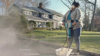 Arm and Hammer Slide TV Spot, 'Jackhammer'
