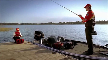 Bass pro shops countdown to christmas sale tv commercial for Bass pro fishing sale