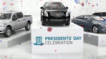 Enterprise Presidents Day Celebration TV Spot, 'Special Trade-In Offer'