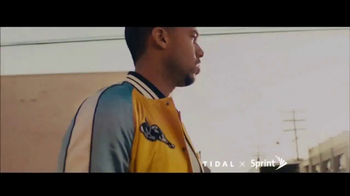 Sprint and Tidal TV Spot, 'Romeo Santos tiene una gran noticia' [Spanish]