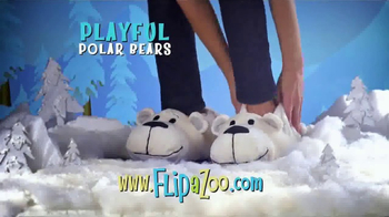 FlipaZoo Slippers TV Spot, 'Wear the Fun'