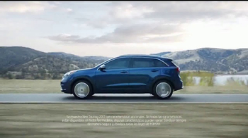 2017 Kia Niro TV Spot, 'Más inteligente' [Spanish]