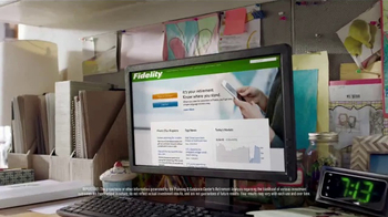 Fidelity Investments TV Spot, 'A Clear View of Your Retirement Plan'