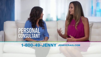 Jenny Craig TV Spot, 'Easy to Follow Program'