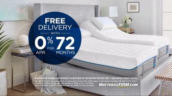 Mattress Firm Presidents Day Sale TV Spot, 'Adjustable Sets'
