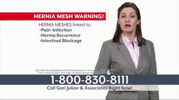 Hernia Mesh Complications thumbnail