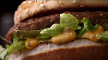 McDonald's Mac Jr. TV Spot, 'Just Right'