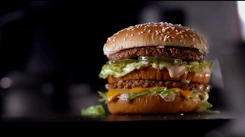 McDonald\'s Mac Jr. TV Spot, \'Just Right\'