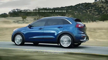2017 Kia Niro TV Spot, \'Breakthroughs\'