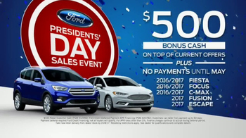 Presidents Day Sales Event: Procrastinators thumbnail