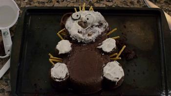 Simple Green TV Spot, 'Porcupine Cake Fail'