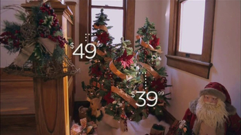 At Home TV Spot, 'High End Holiday Design'