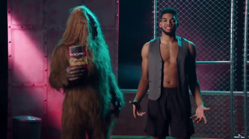 Jack Link's TV Spot, 'SasquatchWorkout: Vest' Featuring Karl-Anthony Towns