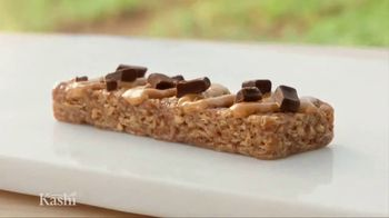 Kashi Chewy Nut Butter Bar TV Spot, 'Support American Farmers'