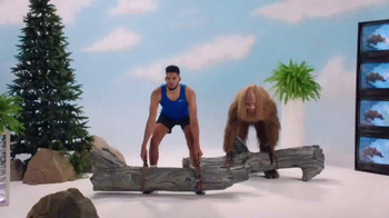 Jack Link's TV Spot, 'SasquatchWorkout: Workin' Out' Ft. Karl Anthony-Towns