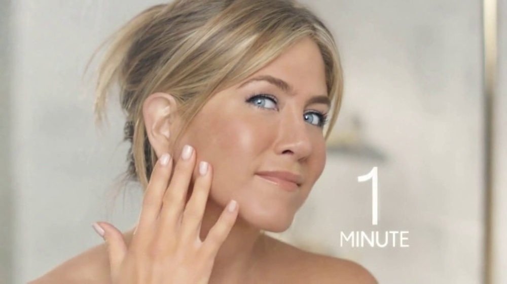 Aveeno Positively Radiant In-Shower Facial TV Commercial, '60 Seconds'