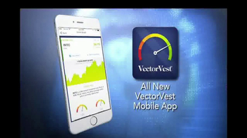 VectorVest Stock Advisory App TV Spot, 'Answers in the Palm of Your Hand'