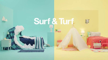 Target TV Spot, 'Surf & Turf, TargetStyle'
