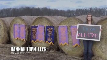 Taco Bell Foundation TV Spot, '2017 Liv Mas Scholarship: All-Star'