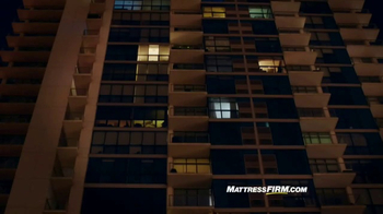 Mattress Firm Presidents Day Grand Opening Sale TV Spot, 'Waking Up'
