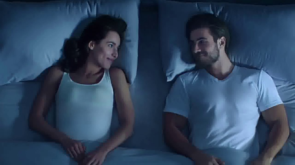 sleep number ultimate limited edition bed tv commercial, 'couples