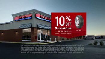 Firestone Complete Auto Care TV Spot, 'Work Shirt: Any Season'