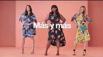 Target TV Spot, 'Más y más, TargetStyle' [Spanish]