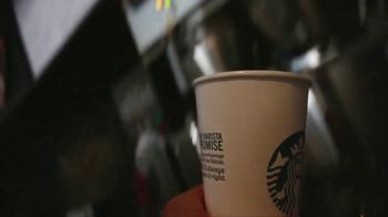 Starbucks TV Spot, 'Good Mornings Start Here' Song by Heavy Young Heathens