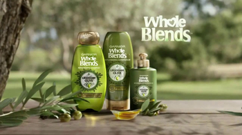 Garnier Whole Blends Legendary Olive TV Spot, 'Softens and Shines'