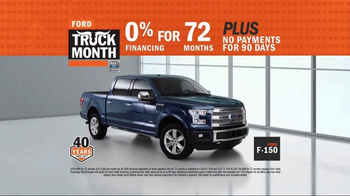Ford Truck Month TV Spot, 'Time to Imagine' Song by Tim McGraw
