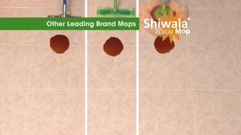 Shiwala Spray Mop Tv Commercial Works Like Magic Ispot Tv