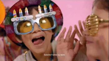 Party City TV Spot, 'Party Service Announcement: Birthday'