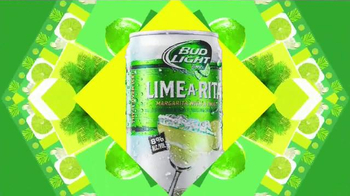 Bud Light Lime-A-Rita TV Spot, 'Five Flavors' Song by Nelly