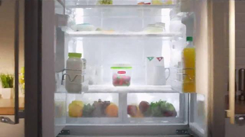 Rubbermaid FreshWorks Produce Saver TV Spot, 'Just Picked'