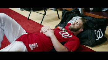 Gatorade Recover TV Spot, 'It's Recover Time' Ft. Cam Newton, Bryce Harper