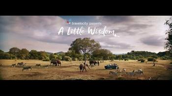 Travelocity TV Spot, 'Safari Outrun'