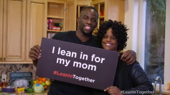 Lean In TV Spot, 'NBA: Lean In Together' Feat. Chris Bosh, Gordon Hayward